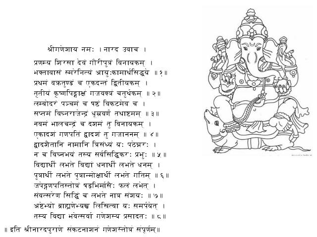 Sri Ganapati, the divine empowered angelic benefactor of astrology and vedic science